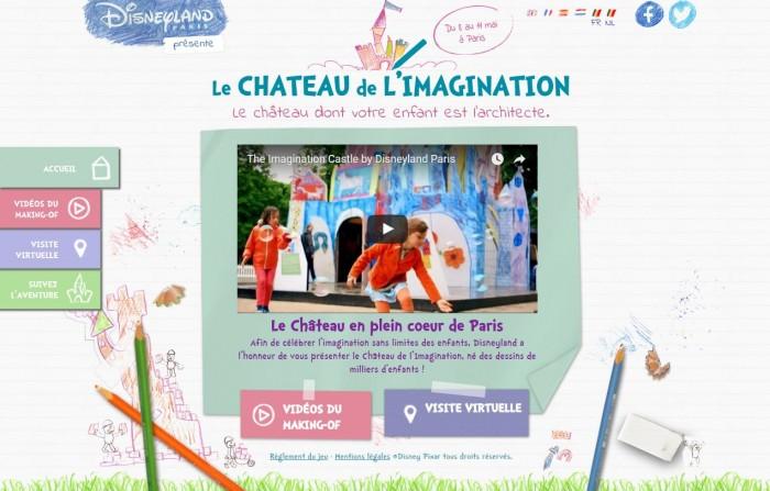 Image château de l'imagination