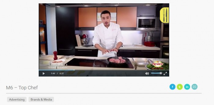 video interactive adways top chef
